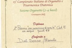 Manolo-del-sonno-Diploma-menzione-merito-Campione-Italiano