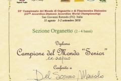 Manolo-Del-Sonno-Diploma-Campione-mondo-senior