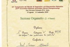 Manolo-del-sonno-Diploma-menzione-merito-campione-mondo